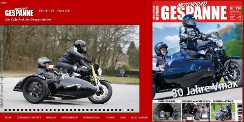 BVHK Partner - Motorrad Gespanne, die Zeitschrift für Gespannfahrer