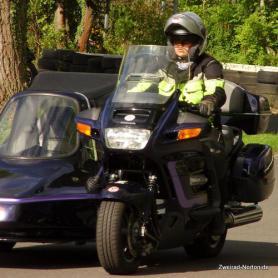 bvhk Gespannfahrlehrgang - die Freude am Sidecar fahren erleben und die richtige Fahrtechnik mit Instruktoren üben